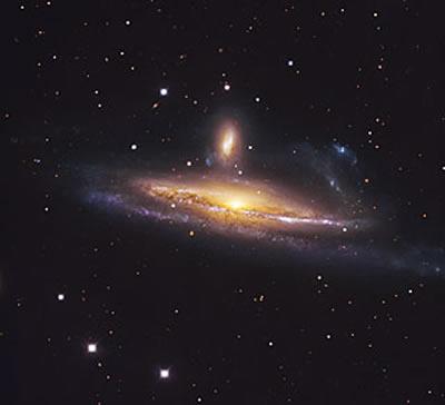 sky-watching.co.uk - # 97 - Ballet of Interacting Galaxies