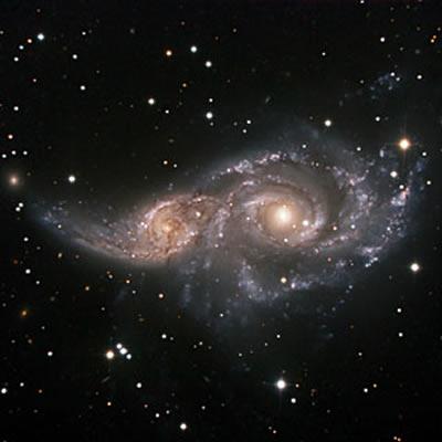 sky-watching.co.uk - # 98 - A Cosmic Embrace