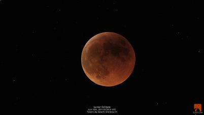 Total Lunar Eclipse 15th June 2011