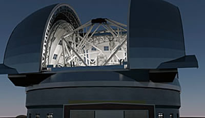 sky watching The Future European Extremely Large Telescope