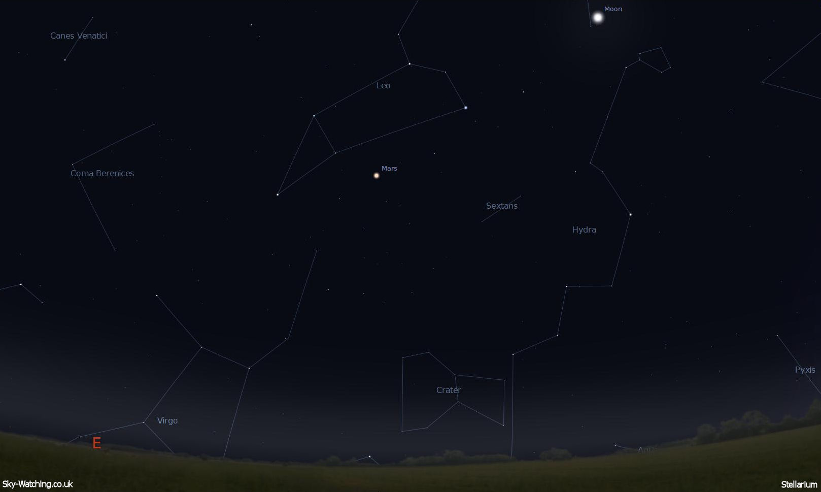 Astronomy Night Sky Watch (page 3) - Pics about space