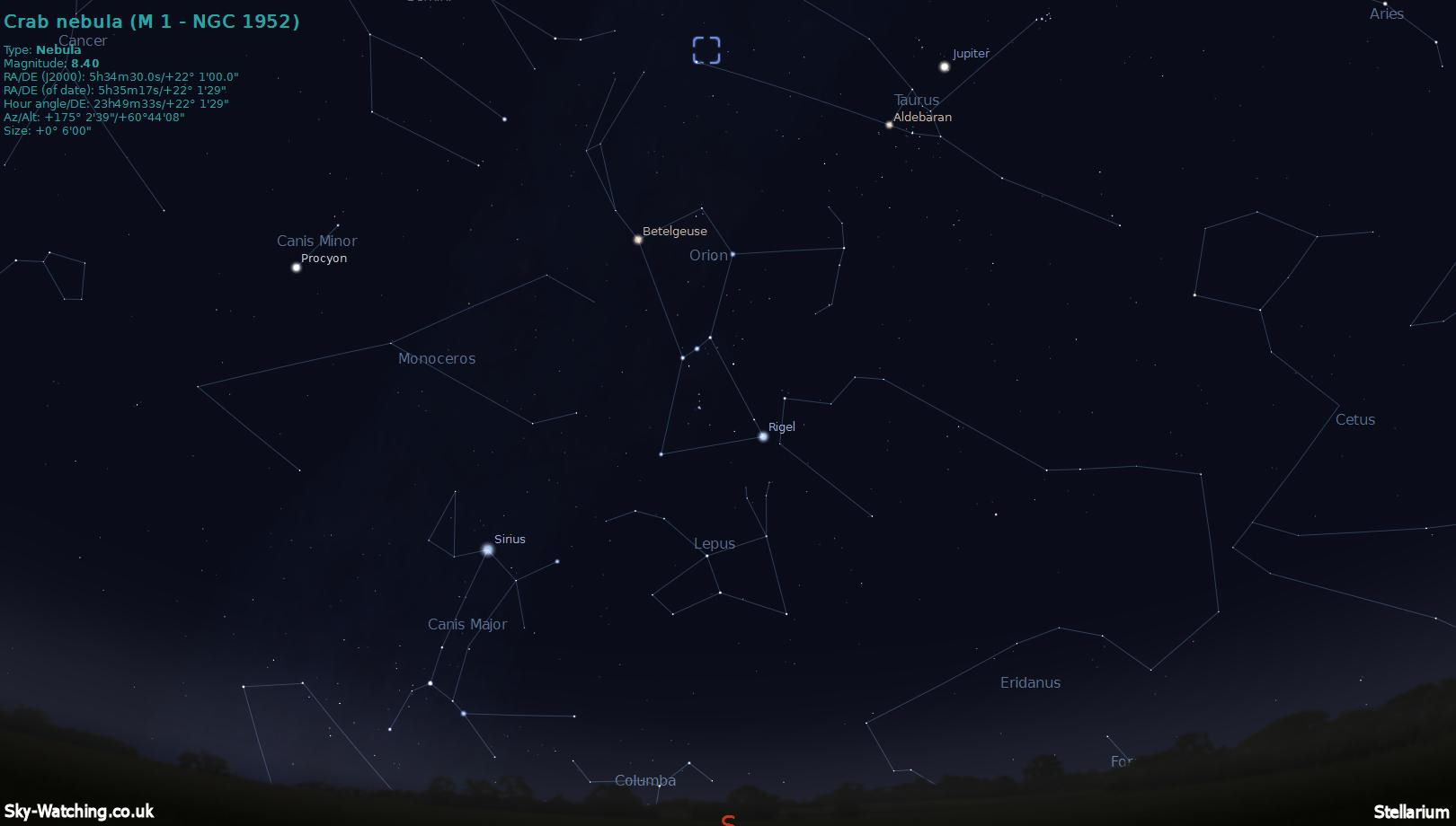 Nebula Constellations Taurus (page 2) - Pics about space